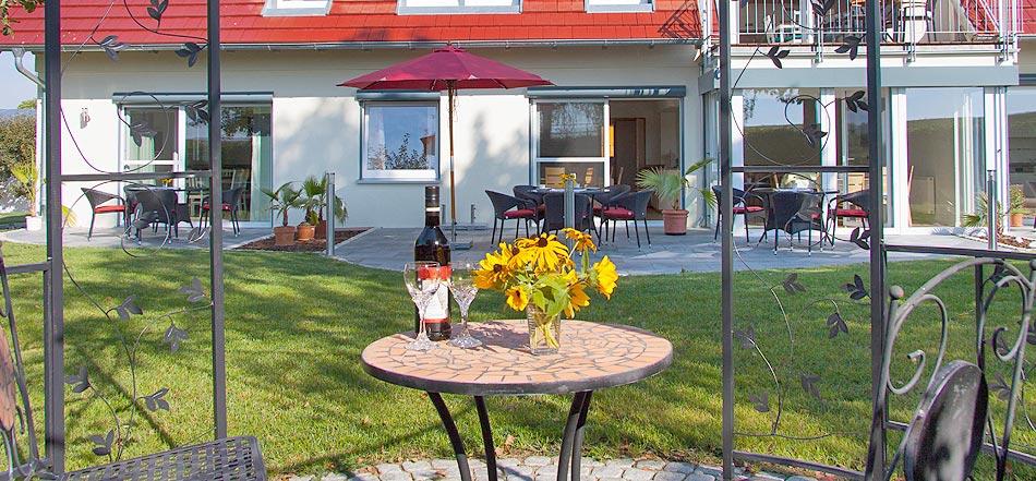 Ferienwohnungen Landhaus Rothenburg